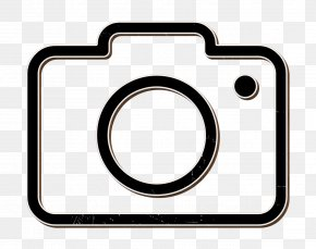 Rectangle Camera Icon - Photography Icon Camera Icon PNG