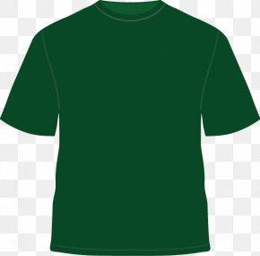 T Shirt Templates - T-shirt Clothing Robe Clip Art PNG