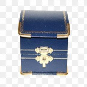 Sapphire Boutique Boxes - Box Blue Download PNG