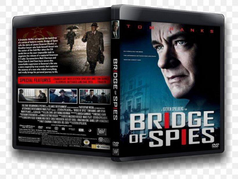 Bridge Of Spies Blu-ray Disc Film Tom Hanks DVD, PNG