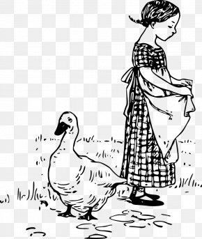 Goose - Duck Goose Cygnini Clip Art PNG