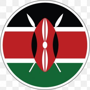 Flag - Flag Of Kenya Nairobi National Flag Flag Day PNG