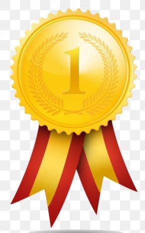 Medal - Gold Medal Olympic Medal Clip Art PNG