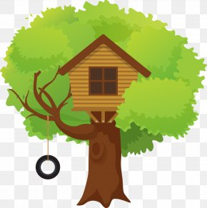 Tree House - Tree House Illustration PNG