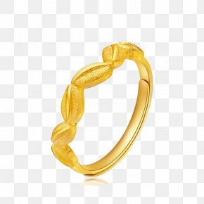 Jewelry Rings - Earring Chow Tai Fook Gold Jewellery PNG