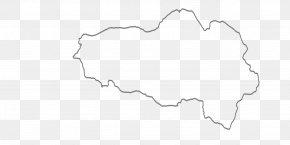 Cascade Loop Highway Map - Font Line Art Animal Black PNG