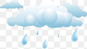 Cloud - Cloud Rain Clip Art PNG