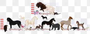 Mustang - Mustang Camel Dog Pack Animal PNG