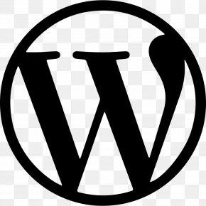 WordPress - WordPress.com Logo Blog PNG