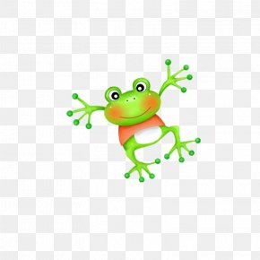 Frog - Happy Birthday To You Party Clip Art PNG