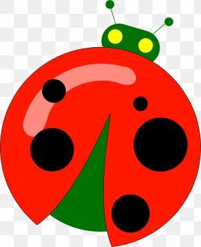 Cartoon Ladybug - Beetle Ladybird Clip Art PNG