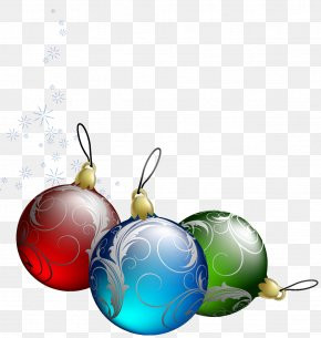 Christmas Cliparts Transparent - Christmas Ornament Clip Art PNG