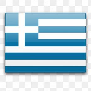 Flag - Flag Of Greece National Flag Greek Language Image PNG