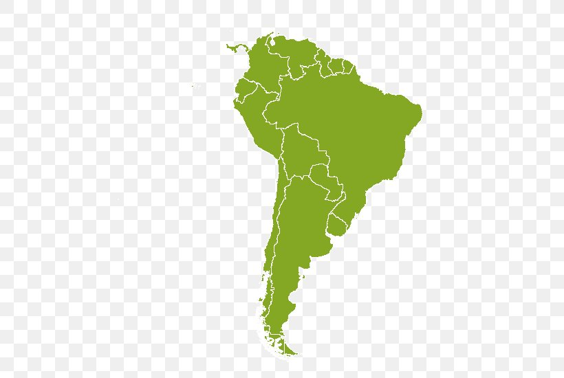 Latin America South America Royalty-free Map Clip Art, PNG ...