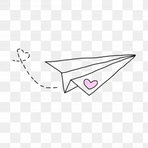 Airplane - Airplane Paper Drawing PNG