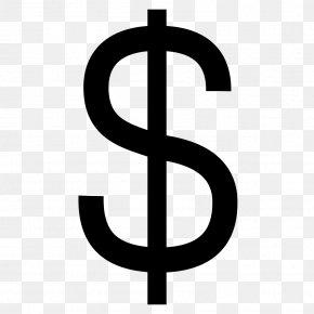 Dollar - Dollar Sign Currency Symbol Clip Art PNG