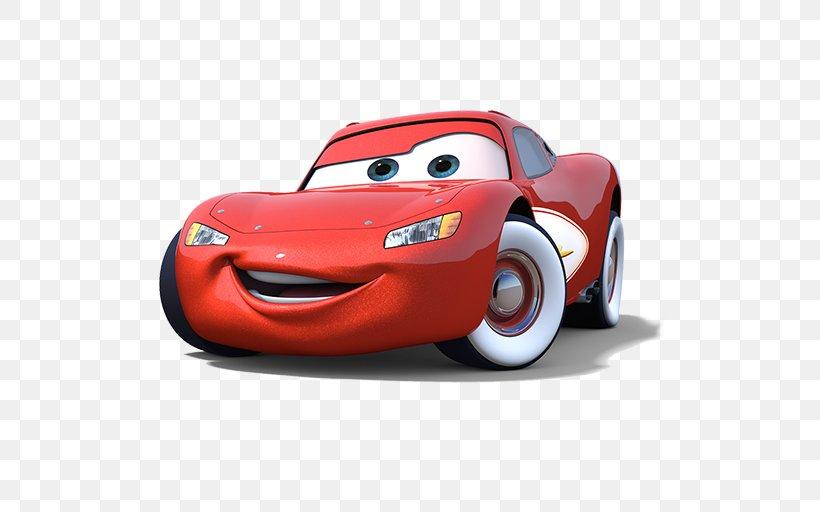 Lightning Mcqueen Cars 2 Mater Png 512x512px Lightning