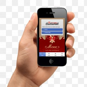 Smartphone In Hand Image - Responsive Web Design Samsung Galaxy Mobile App Smartphone Mobile Device PNG