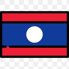 Flag Of Laos - Flag Of Laos Flag Of Laos PNG