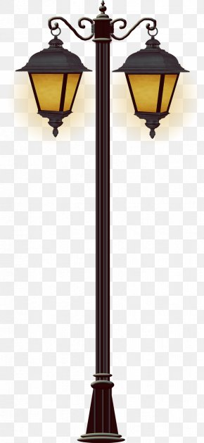 Street Light - Street Light Lighting Light Fixture PNG