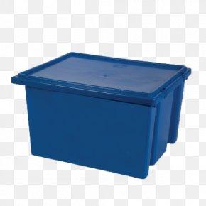 Angle - Cobalt Blue Plastic Rectangle PNG