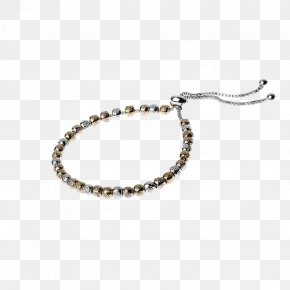Metal Beads - Bracelet Earring Necklace Jewellery Gold PNG