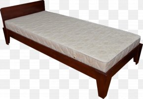 Bed - Bed Frame Couch Mattress Furniture PNG
