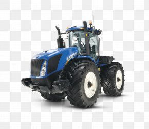 Holland - John Deere New Holland Agriculture Tractor Massey Ferguson PNG