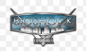 Final Call - BioShock Infinite BioShock 2 Logo Rapture Video Game PNG