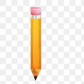 Fashion Pink Pencil Eraser Head - Essay Test Question Writing Quiz PNG