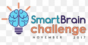 Quiz Competition - Brain It On! Brand Logo Organism PNG