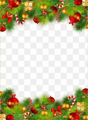 Christmas Decoration - Christmas Santa Claus Clip Art PNG