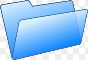 Folder Image - Directory File Folder Clip Art PNG