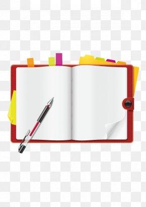 Notebook - Paper Notebook Clip Art PNG