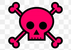Skull And Crossbones Image - Skull And Bones Calavera Skull And Crossbones Clip Art PNG