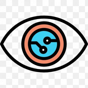 Eye - Technology Home Automation Human Eye Icon PNG