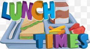 School - Clip Art School Meal Cafeteria Lunch PNG
