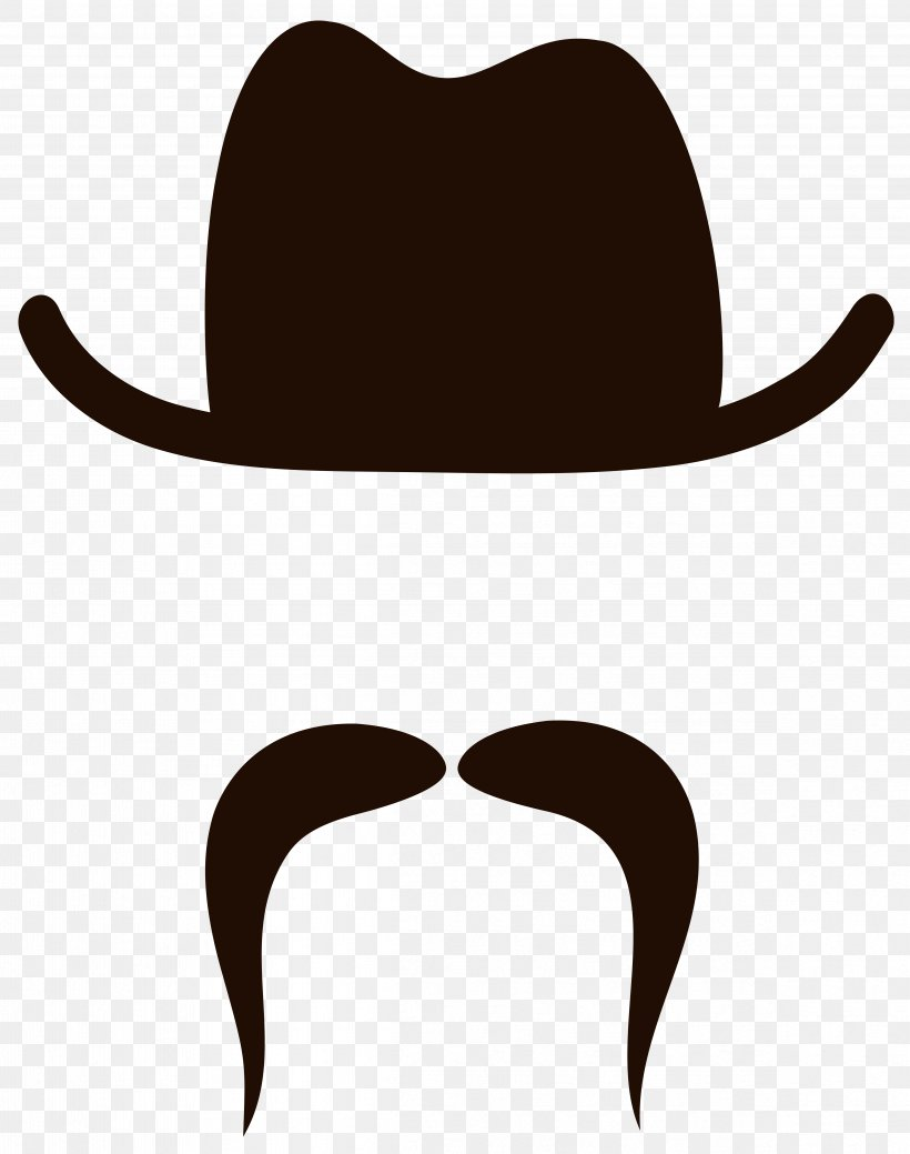 Moustache Beard Clip Art, PNG, 4776x6057px, Movember, Beard, Brown Hair, Clip Art, Cowboy Hat Download Free