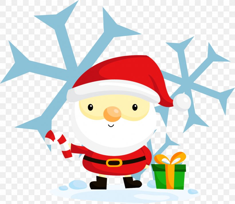 Santa Claus Vector Graphics Illustration Christmas Day Image, PNG, 1403x1217px, Santa Claus, Art, Banco De Imagens, Christmas, Christmas Day Download Free
