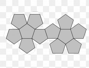 Pyramid - Small Stellated Dodecahedron Geometry Net Pyramid PNG