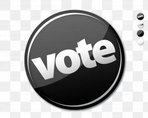Vote Icon - Voting Ballot Box Election Voter Registration PNG