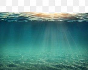 Sea - Underwater Sea Ocean Submarine Volcano PNG