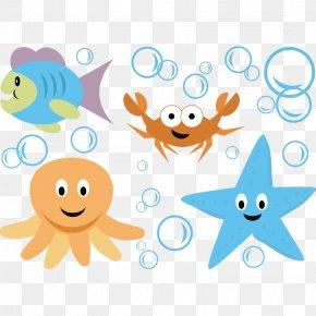 Blue ocean clipart. Watercolor underwater creatures whale   Etsy   Sea  creatures drawing, Underwater drawing, Ocean clipart