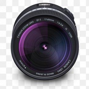 LENS - Canon EOS 400D Canon EF Lens Mount Camera Lens PNG