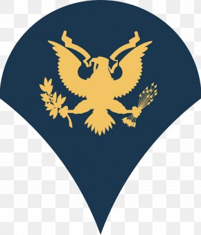 Military - Specialist United States Army Military Rank PNG