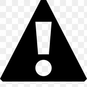 Warning Icon Vector Graphics - Clip Art Icon Design PNG
