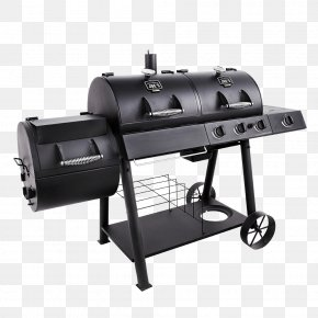 Barbecue - Barbecue BBQ Smoker Grilling Smoking Charcoal PNG