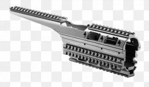 Ak 47 - Picatinny Rail Rail System AK-47 Aluminium Handguard PNG