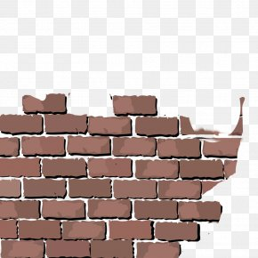 Brick Decorative Effect Diagram - Paper Brick Diagram Drawing PNG
