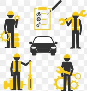 Car - Car Electric Vehicle Automobile Repair Shop PNG